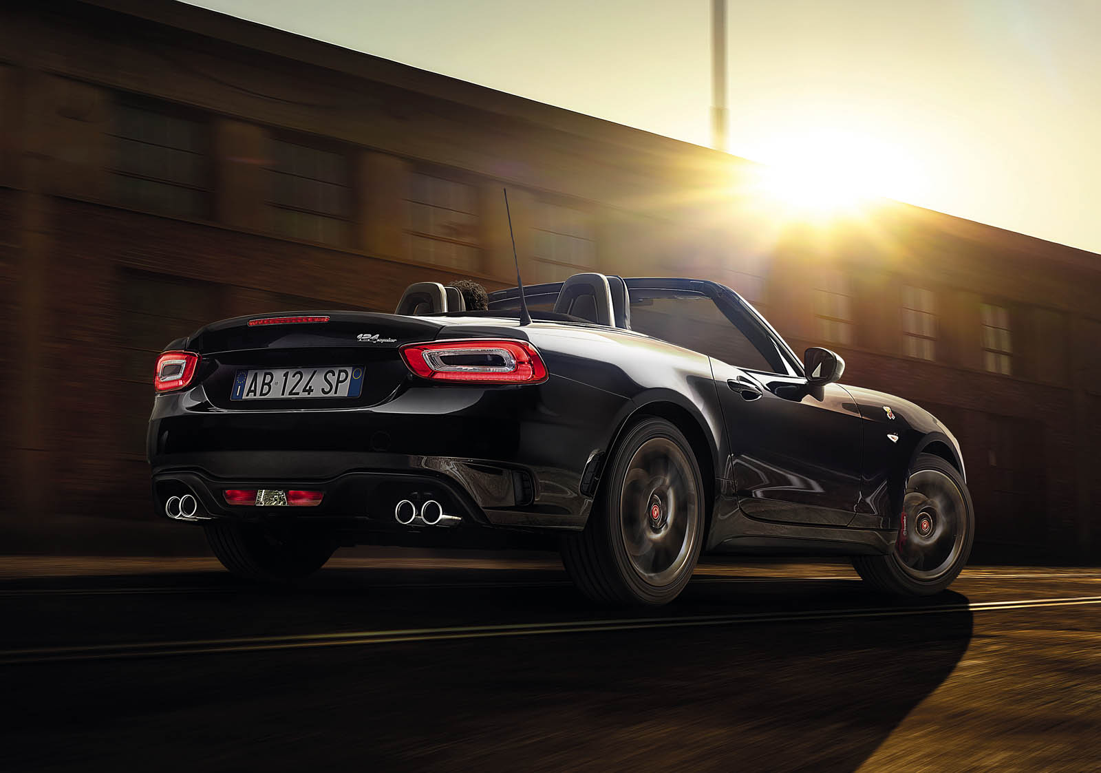 Abarth S Zipping Off To Geneva With A Racy New 595 Pista
