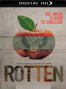 Rotten 2018 1ª Temporada Completa Torrent Download – WEBRip 720p Dual Áudio