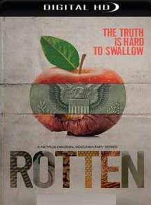 Rotten 2018 1ª Temporada Completa Torrent Download – WEBRip 720p Dual Áudio