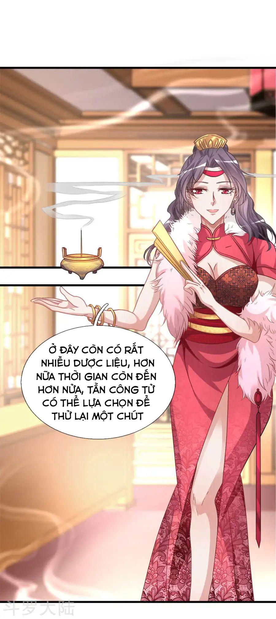 Nghịch Thiên Kiếm Thần - Chap 19