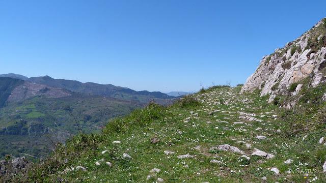 Camín Real del Sellón  - Piloña - Asturias