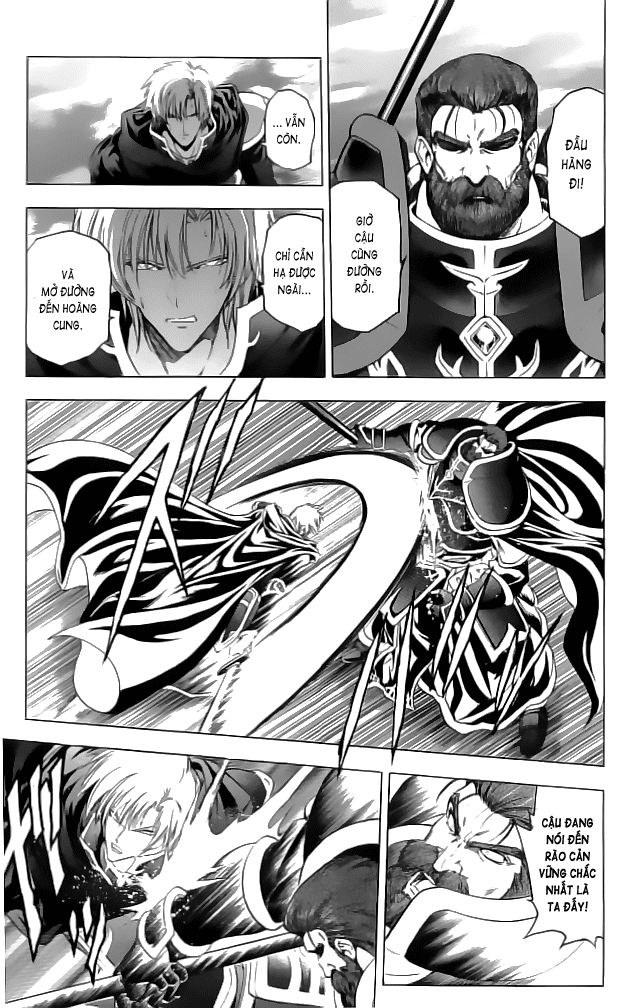 Fire Emblem - Hasha no Tsurugi chap 030 trang 14