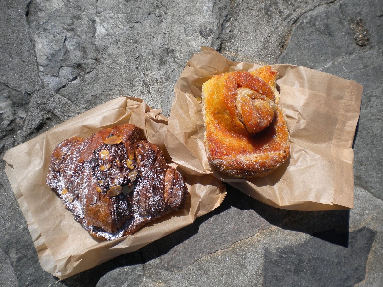 tartine bakery san francisco mission california leipomo croissant voisarvi morning bun pulla matkailu matkajuttu mallaspulla