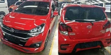 All New Agya Trd 2017 Aksesoris Grand Avanza Ini Harga Toyota 1200 Cc Mulai Rp 134 6 Juta Mobilku Org