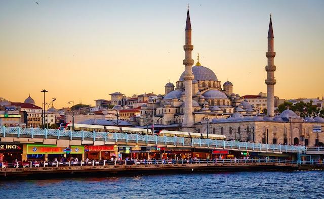 Roteiro de três dias em Istambul
