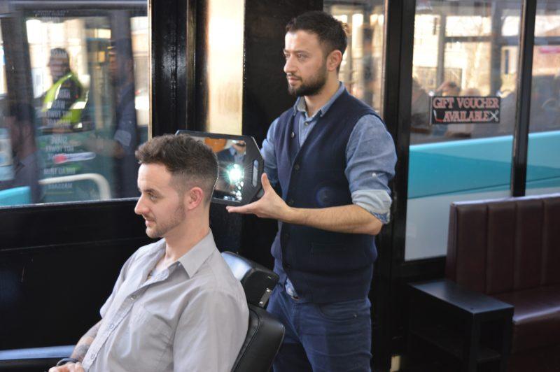 Turkish Barbers