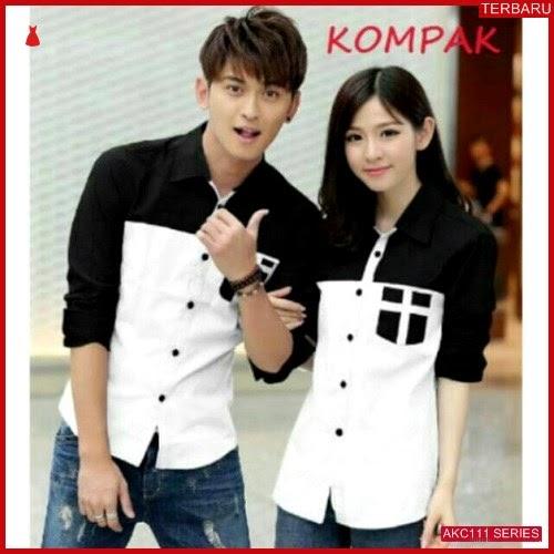 AKC111K37 Kemeja Couple Couple Anak 111K37 Kemeja Hem BMGShop