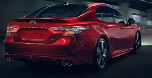 2020 Camry and Camry Hybrid Specifications