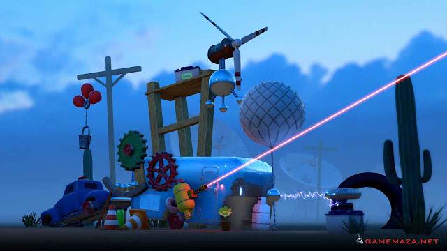Crazy Machines 3 Gameplay Screenshot 1