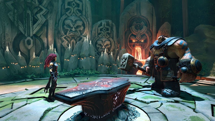 darksiders 3 fury and ulthane