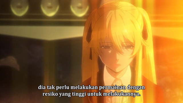 Kakegurui Episode 03 Subtitle Indonesia