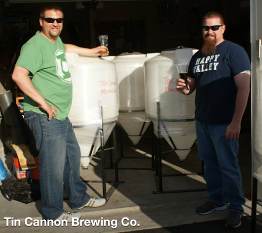 Episode 21: Tin Cannon Brewing
