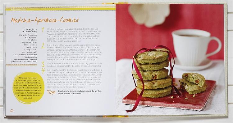 Rezension/Buchvorstellung knusperreich Cookies 5