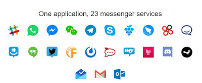 Franz, o singura aplicatie pentru 23 servicii de chat