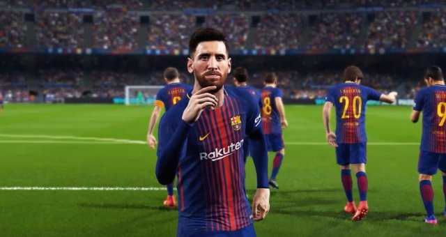 PES18 RealisticGameplay v1.5 1.5.2 update by nesa24