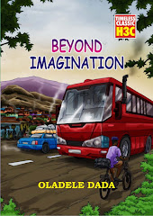 (COMING SOON) Beyond Imagination by Oladele Dada.