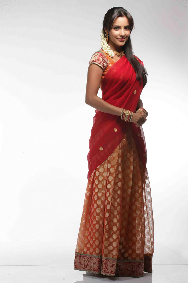 Style Of India A Blog About Indian Fashion Half Saree