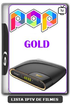 Pop TV Gold Nova Atualização Correções e Melhorias do Sistema V1.31 - 01-03-2020