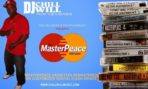 BUY YOUR CLASSIC CHILL WILL TAPES