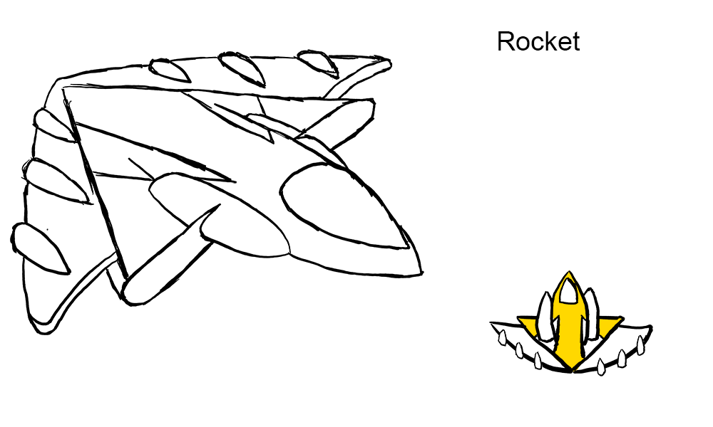 INTRODUCTION TO GAME DESIGN: ROCKET SHIP CONCEPT