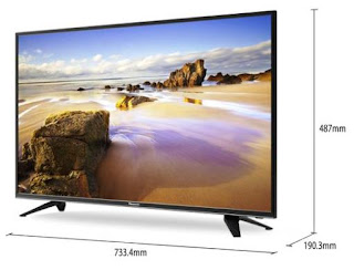 Harga TV LED Panasonic Viera TH-32E306 32 Inch