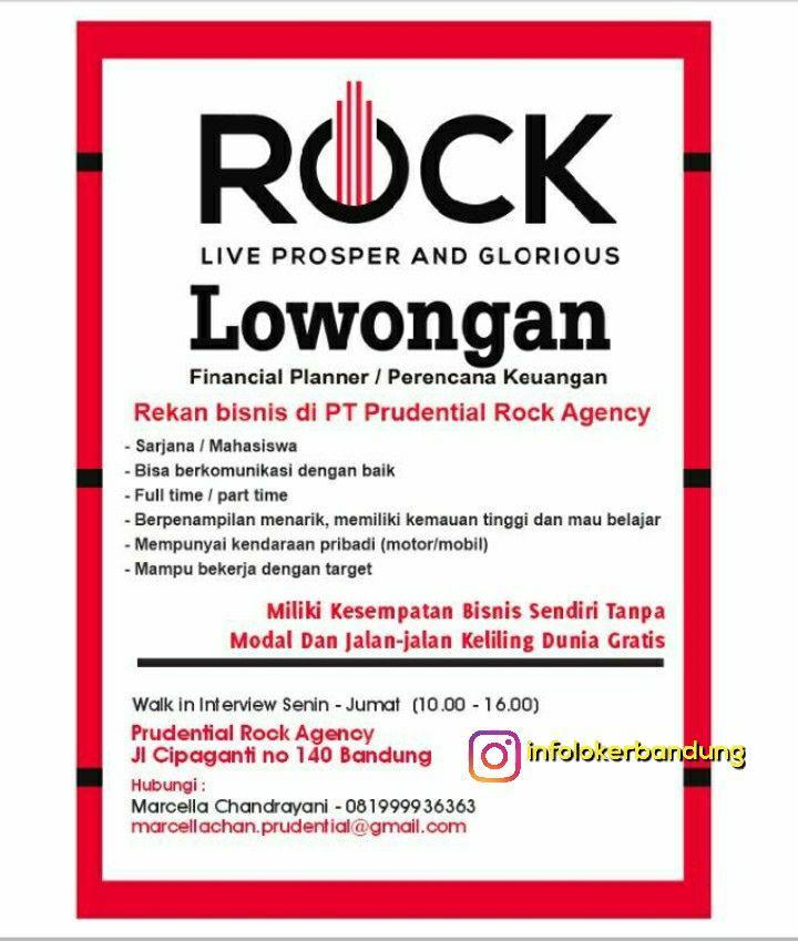 Lowongan Kerja PT. Inspirasi Sopia Asia (  Rock Agency ) Bandung September 2017