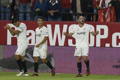 Crónica Sevilla FC 2 - Leganés 1