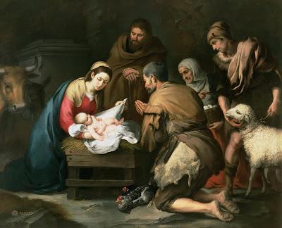 Nascimento de Jesus Cristo, pintura, #1