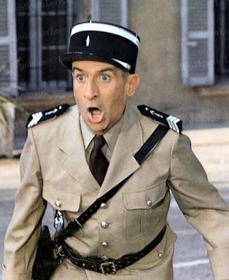 Gendarme de Saint-Tropez