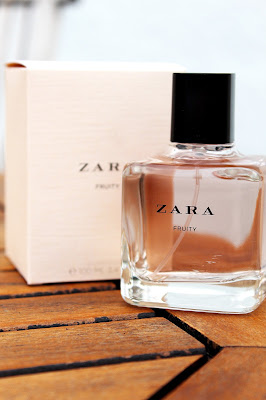 Review of Zara Perfume, Fruity