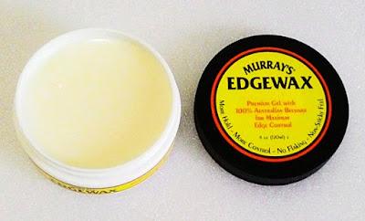 Tekstur Murray's Edgewax