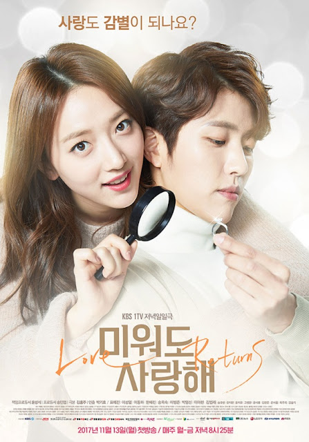Sinopsis Love Returns / Miweodo Saranghae (2017) - Serial TV Korea