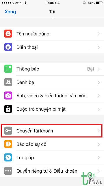 Hướng dẫn đăng nhập nhiều tài khoản trên Messenger
