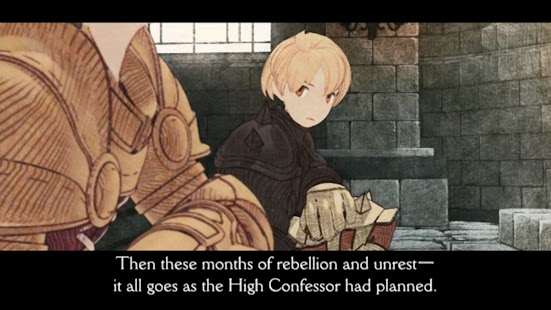 Final Fantasy Tactics WotL Apk+Data Free on Android Game Download