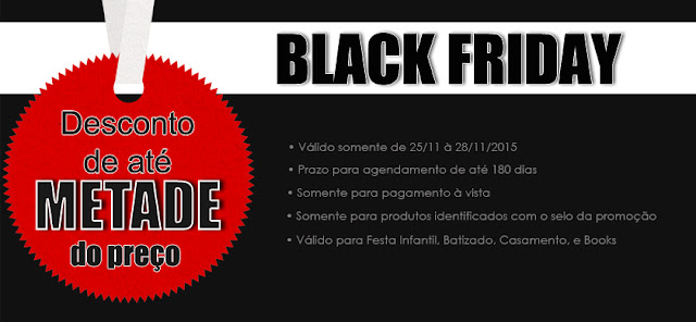 Black Friday - Estudio Fotografico 2015