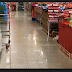 Supermercado é alvo de ladrões em Laranjeiras