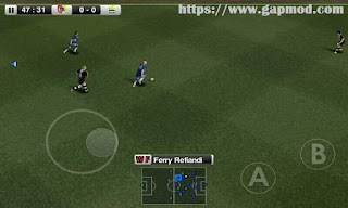 Download Winning Eleven 2012 Mod league GOJEK 18 Apk