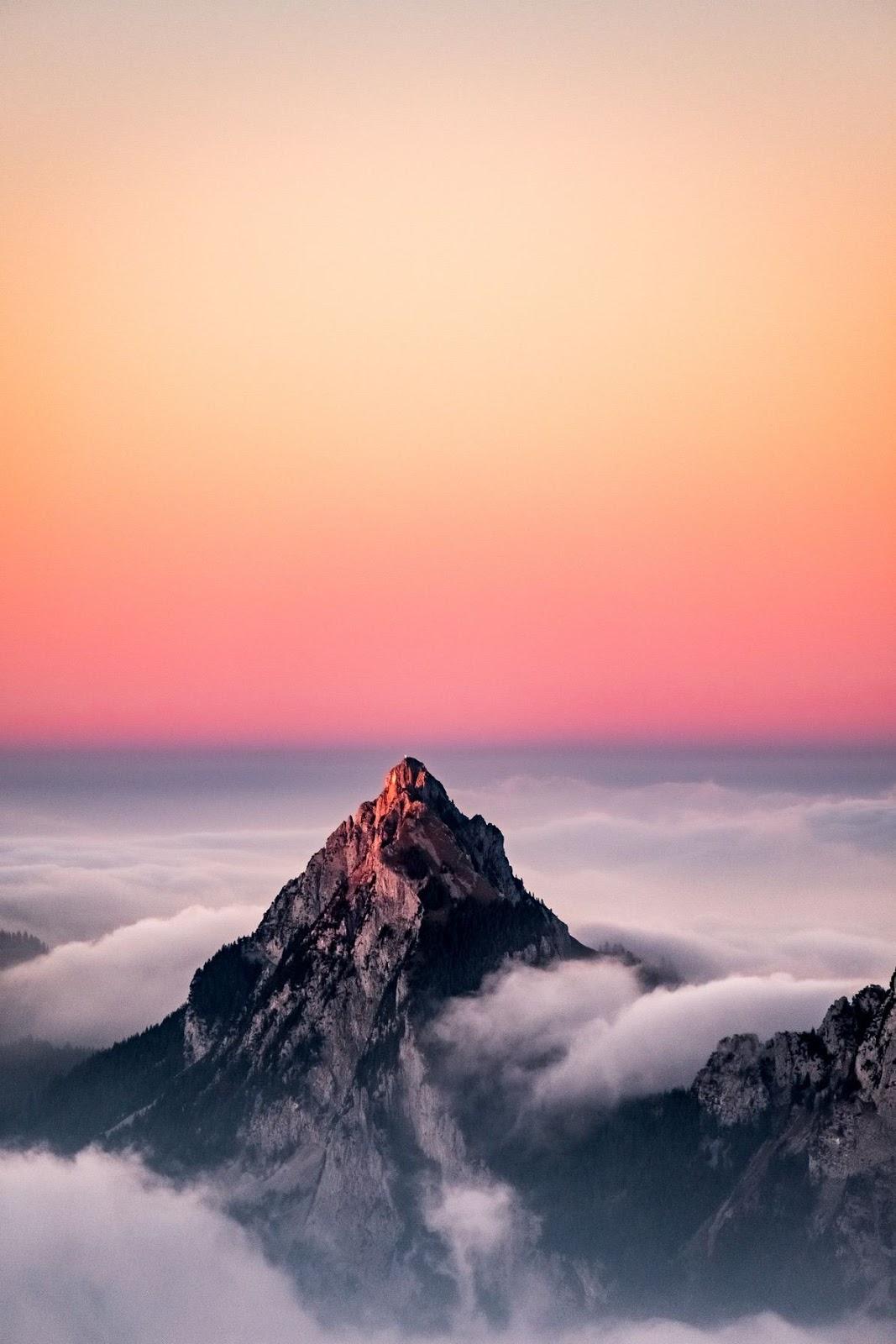 Hình nền cảnh núi, đồi đẹp