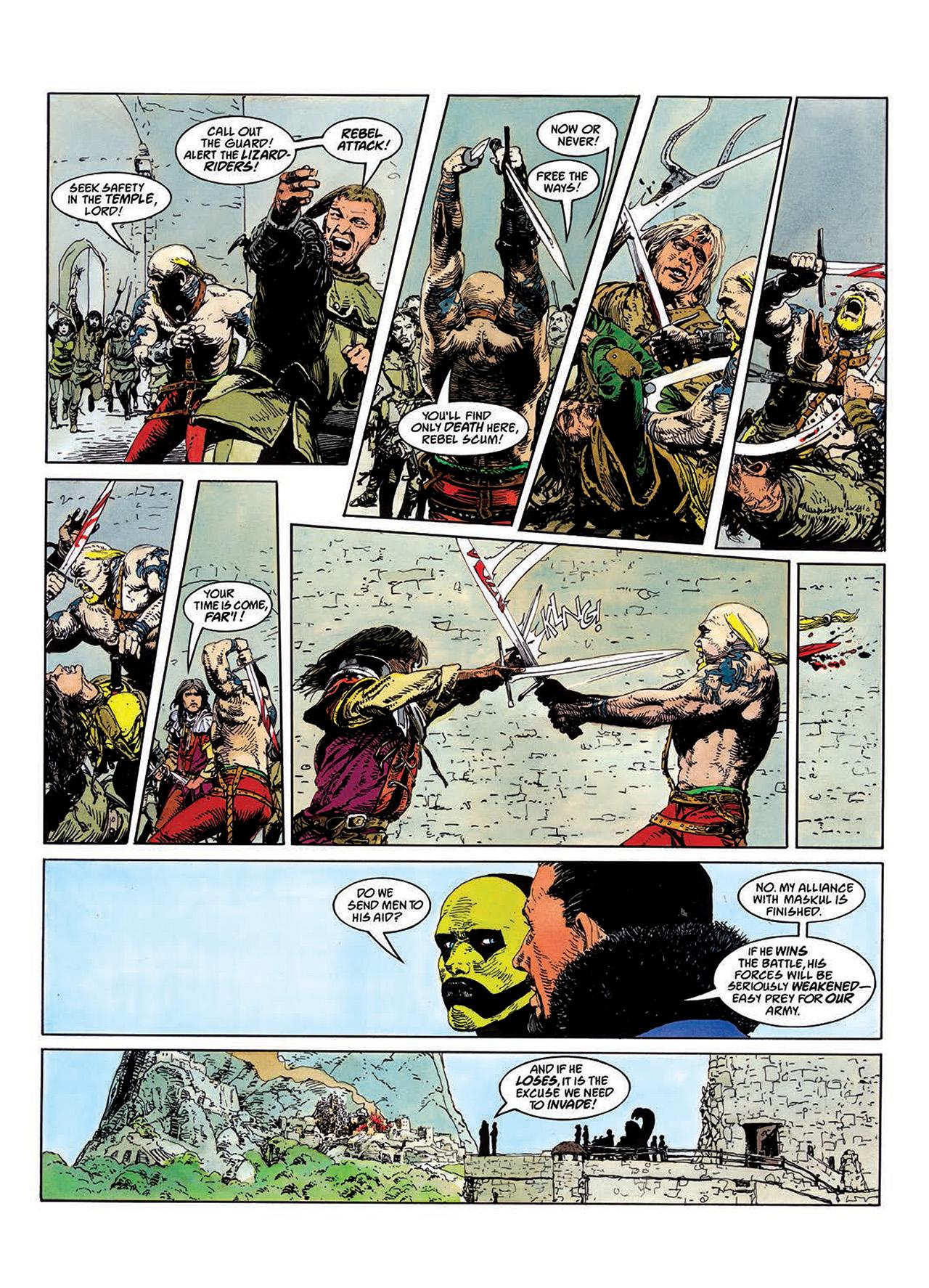 Read online Mazeworld comic -  Issue # TPB - 45