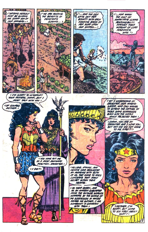 Read online Wonder Woman (1987) comic -  Issue #36 - 6