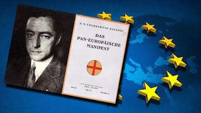 Richard Coudenhove-Kalergi, Das Pan-Europäische Manifest