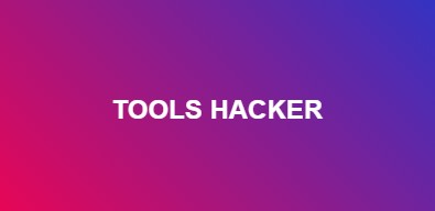 Kumpulan Tools Hacker / Hacking Di Android