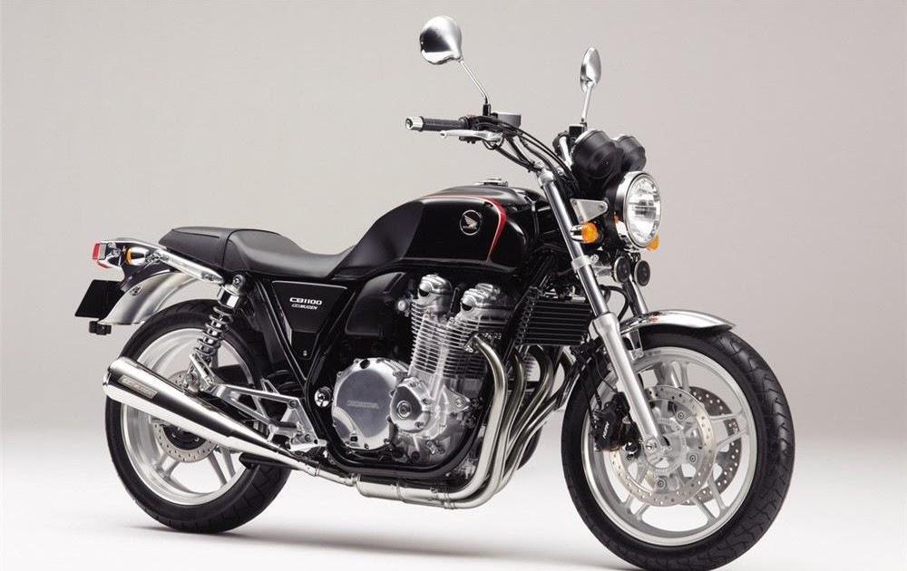 Racing Cafè: Honda CB 1100 Mugen Edition 2011