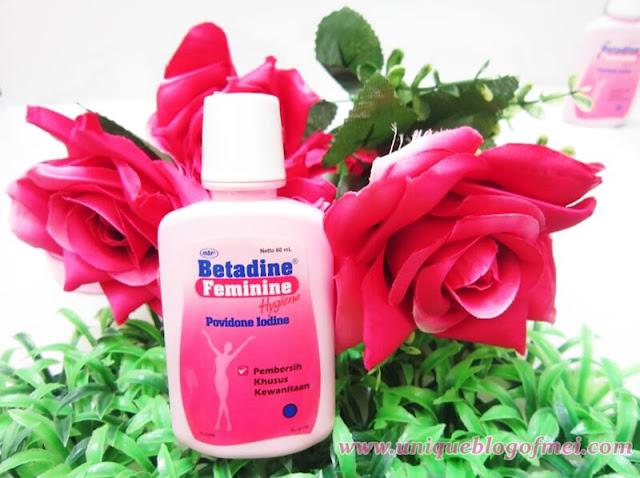 BETADINE Feminine Hygiene Review blogger