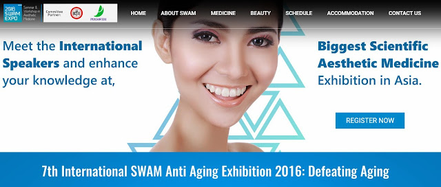 International SWAM–Anti Aging Exhibition 2016: Event Bergengsi Anti Aging dan Estetika