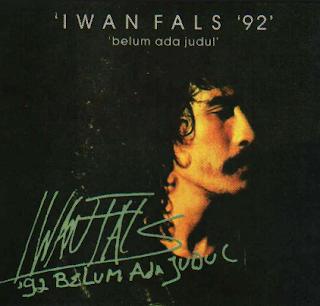 Donwload Lagu Mp3 Terbaik Iwan Fals Full Album Belum Ada Judul (1992) Lengkap