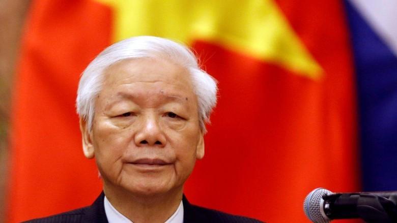 Presiden Vietnam Akhirnya Muncul Kembali Setelah Sebulan Hilang