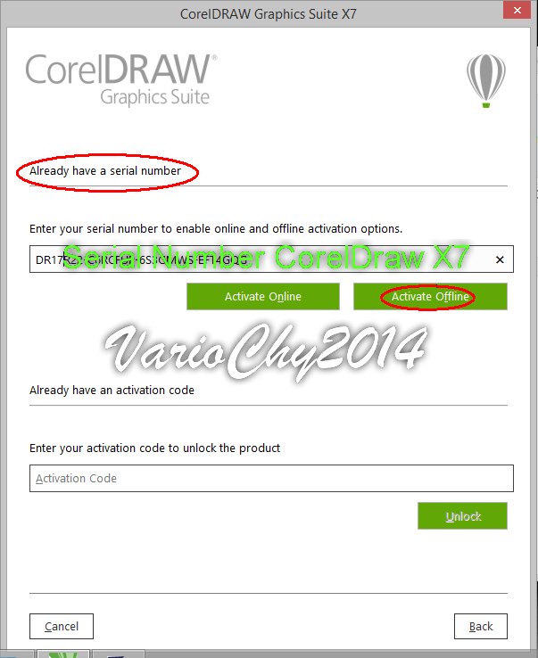 corel draw 7 serial number