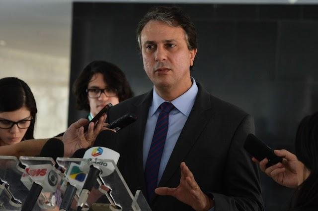 Ceará recebe recurso de R$ 1,7 bilhão; metrô de Fortaleza será concluído, diz Camilo