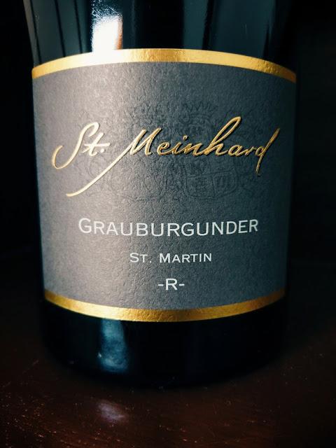 Grauburgunder R Weingut Meinhard